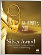 Silver Award Logo